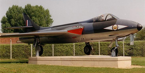 WN904 at Waterbeach Barracks, circa 1990.<br>Photo copyright Airfieldsman (Paul) of AiX/ARG