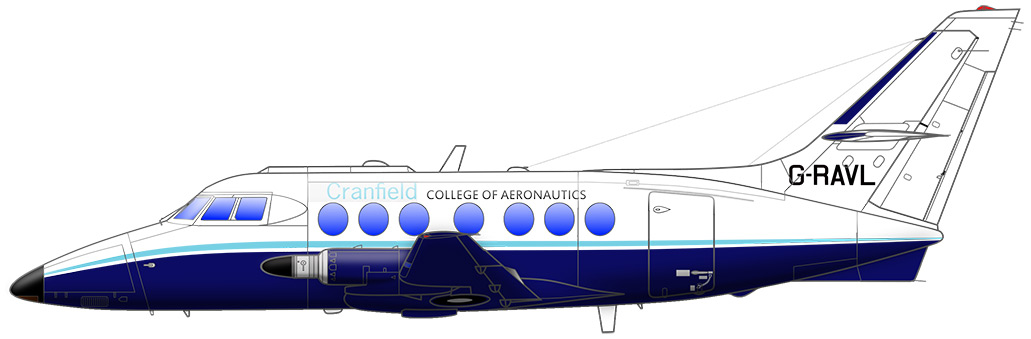 G-RAVL in her final colours