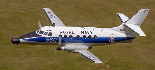Jetstream T.2